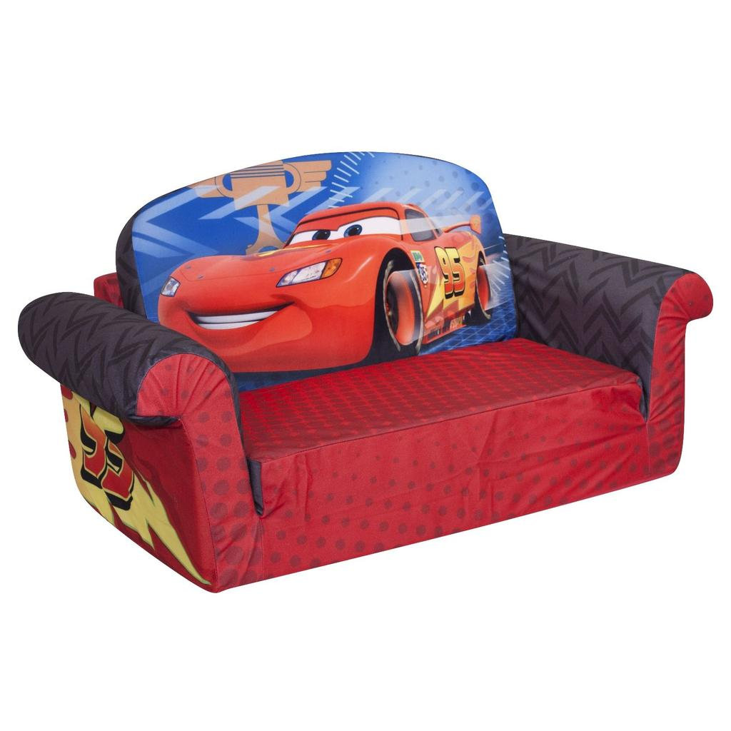Spin Master - Marshmallow Furniture Flip Open Sofa Cars