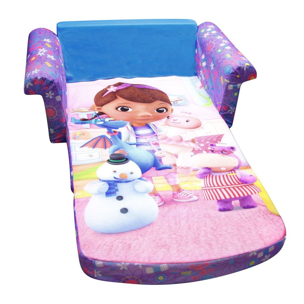 couch bed for kids. Flip Open Sofa Doc Mcstuffins Couch Bed For Kids E