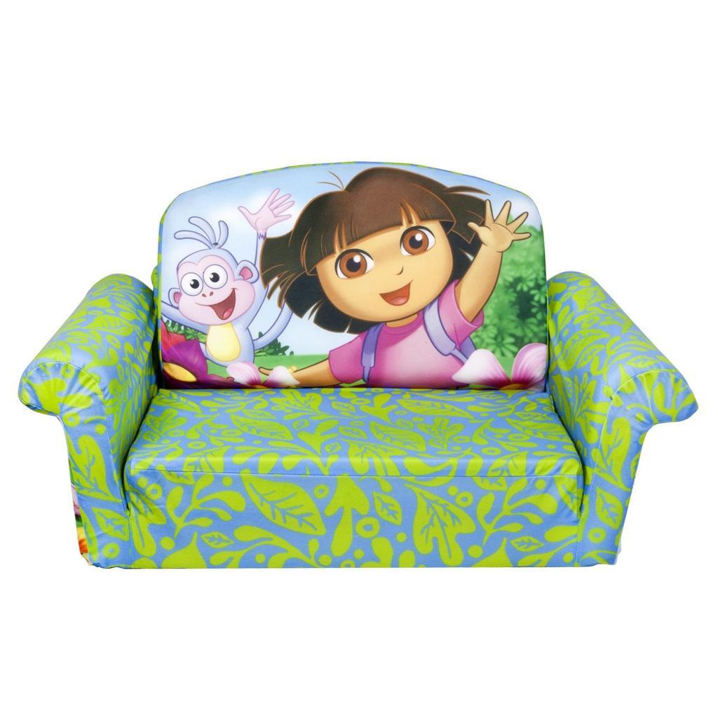Superior Marshmallow Furniture. Flip Open Sofa Dora
