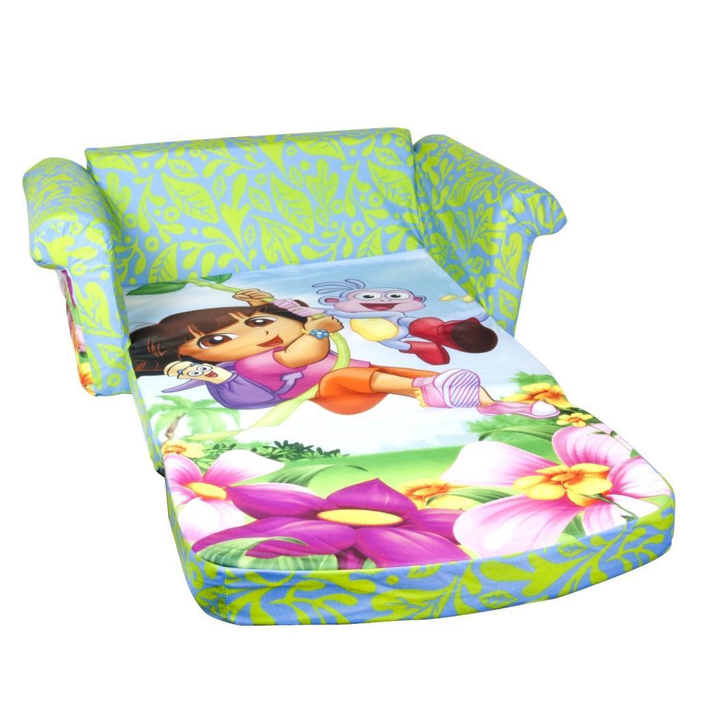 Swell Spin Master Marshmallow Furniture Flip Open Sofa Dora Machost Co Dining Chair Design Ideas Machostcouk