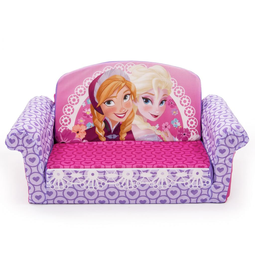Flip Open Sofa Disney Frozen