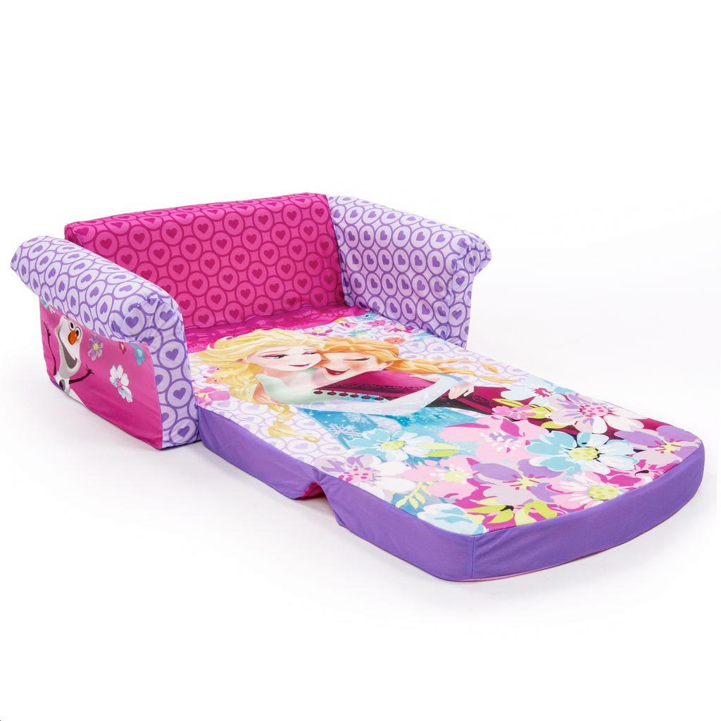 Marshmallow Furniture. Flip Open Sofa Disney Frozen