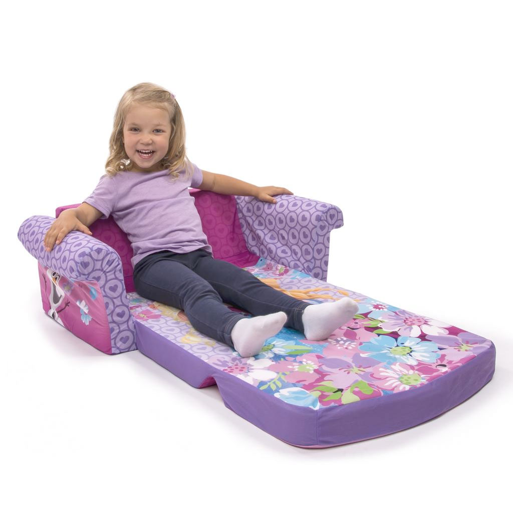 Marshmallow Furniture. Flip Open Sofa Disney Frozen