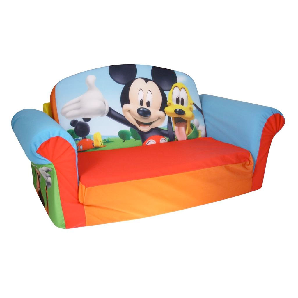 Gentil Bring Your Childu0027s Favorite Characters To Life As They Sit, Flip And Play  With Marshmallowu0027s Flip Open Sofas! Ages 18 Months+