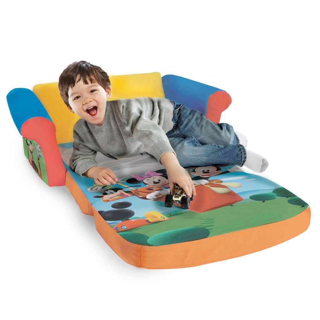 Bring Your Childu0027s Favorite Characters To Life As They Sit, Flip And Play  With Marshmallowu0027s Flip Open Sofas! Ages 18 Months+
