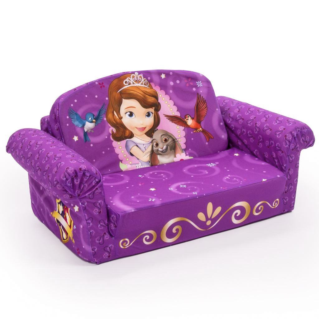 Fabulous Spin Master Marshmallow Furniture Flip Open Sofa Sofia The Creativecarmelina Interior Chair Design Creativecarmelinacom