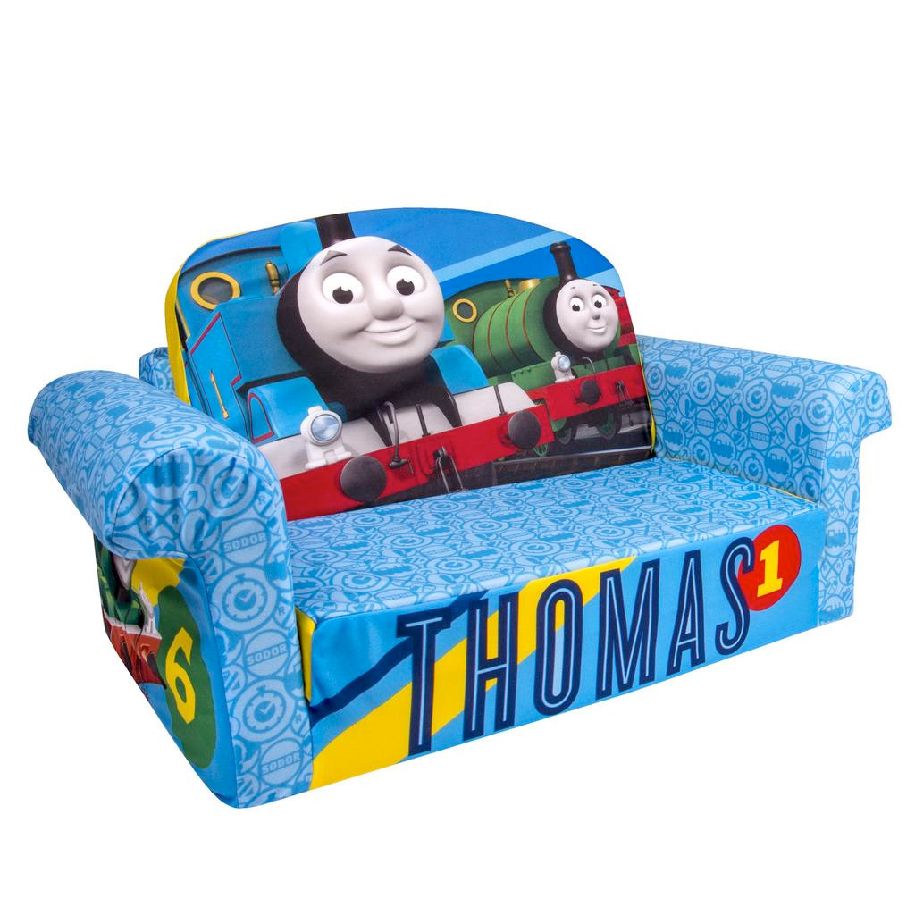 Spin Master Marshmallow Furniture Flip Open Sofa Thomas The Tank