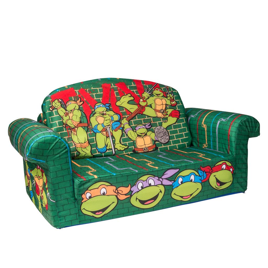 Admirable Spin Master Marshmallow Furniture Flip Open Sofa Tmnt Retro Alphanode Cool Chair Designs And Ideas Alphanodeonline