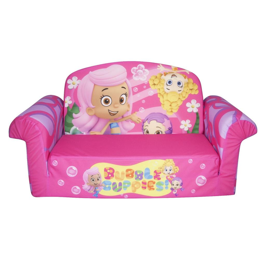 Flip Open Sofa Bubble Guppies