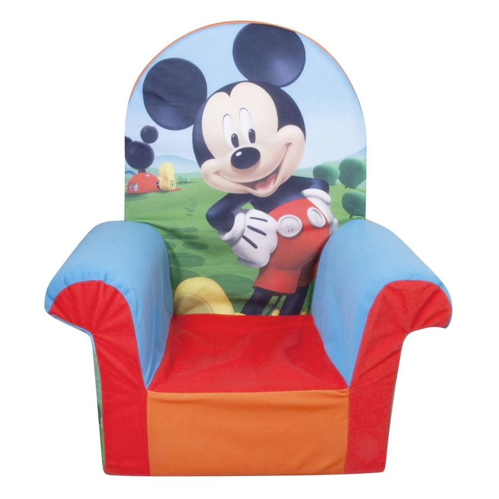 Spin Master Marshmallow Furniture High Back Chair Mickey Mouse Club House