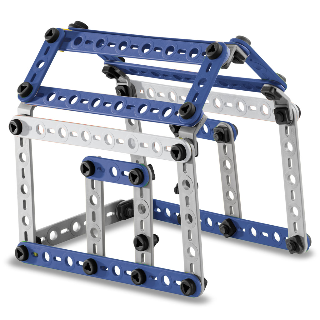 meccano build and play instructions