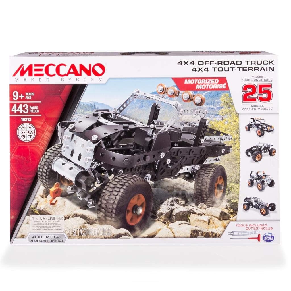 Welcome To Meccano 174 Your Inventions Need Inventing Your