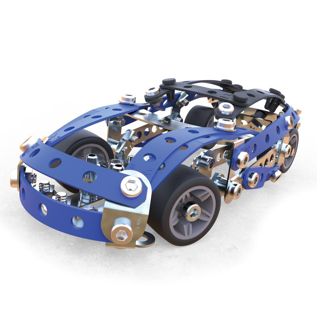 spin master meccano 5 models set race cars. Black Bedroom Furniture Sets. Home Design Ideas