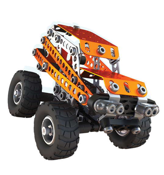 Canyon Crawler 2-in-1 Model Set