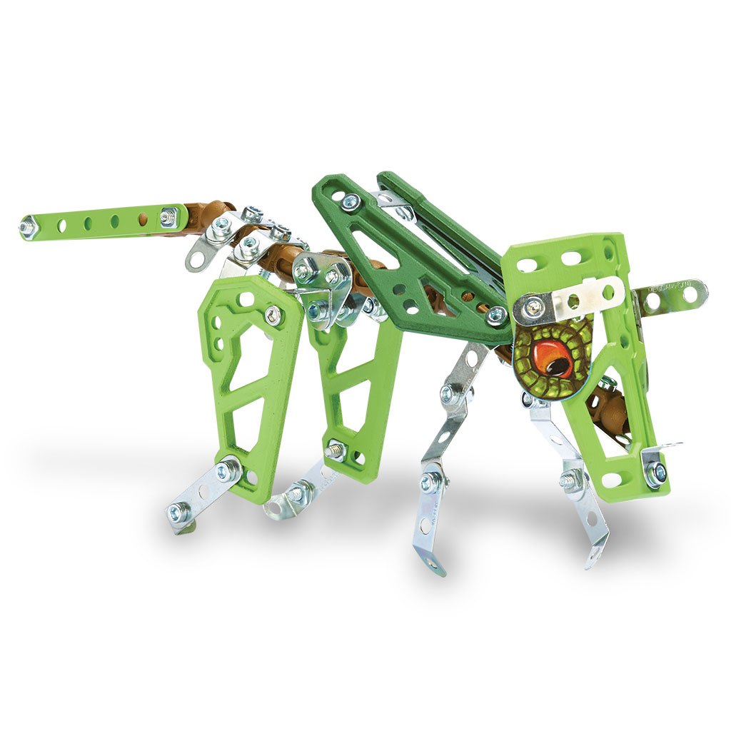 meccano easy 1 instructions