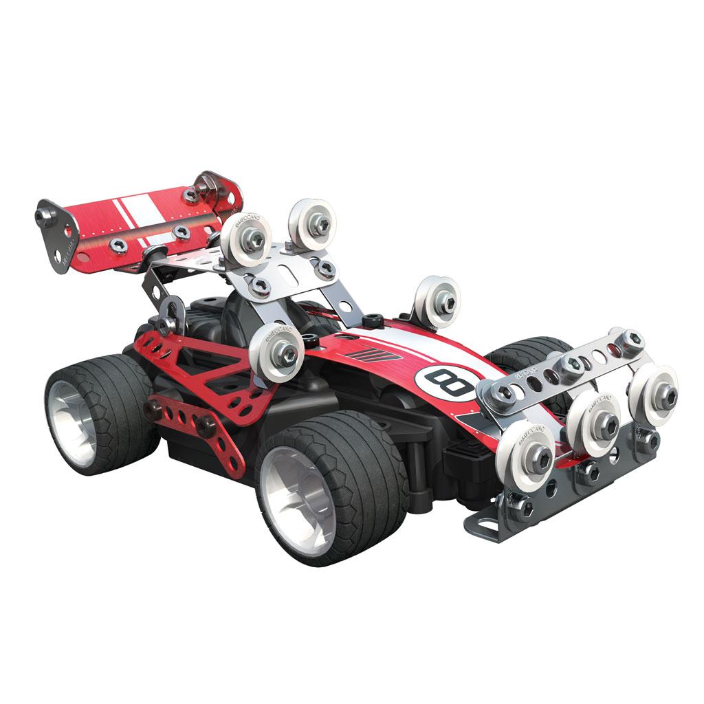 Meccano Evolution RC Remote Control Race Car - Spin Master