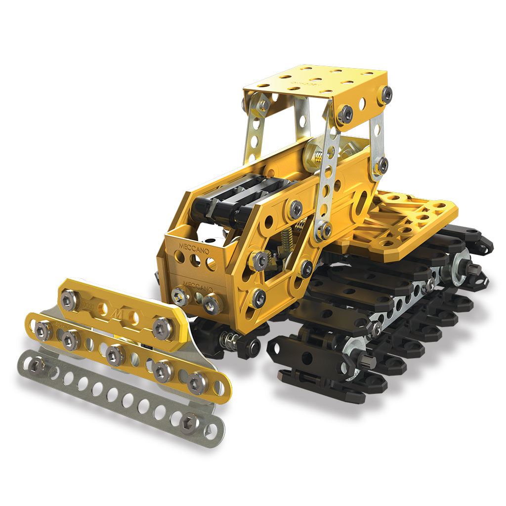Welcome to Erector by Meccano ® The original inventor brand!