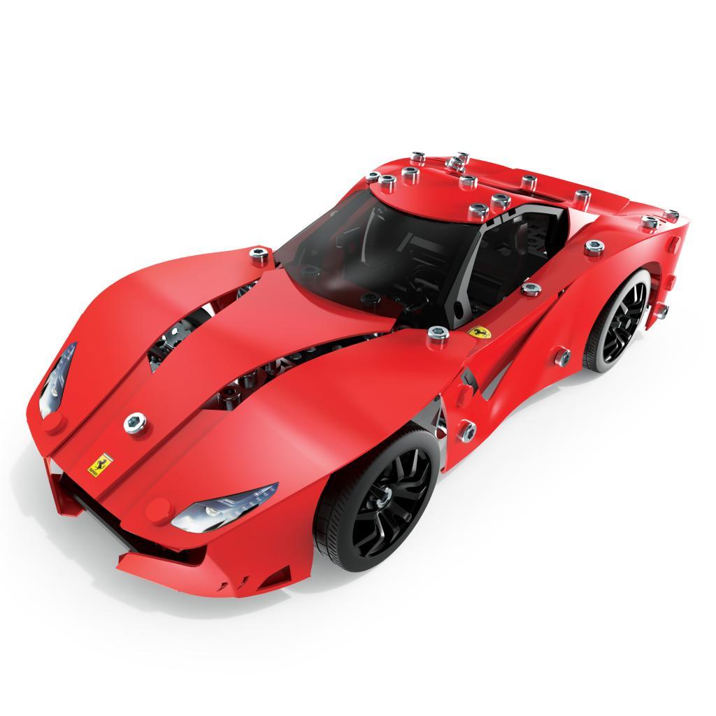 Ferrari Model Build Car