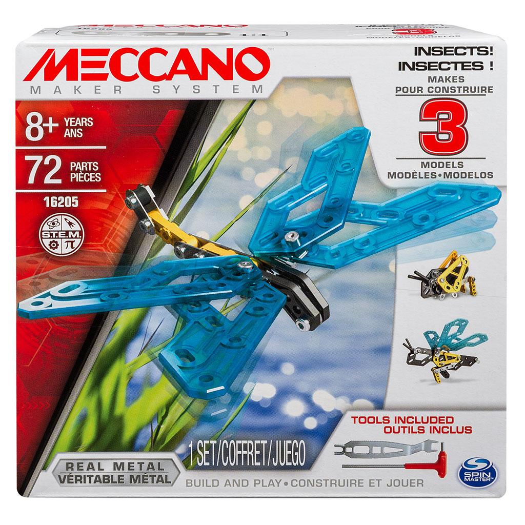 meccano super construction set instructions