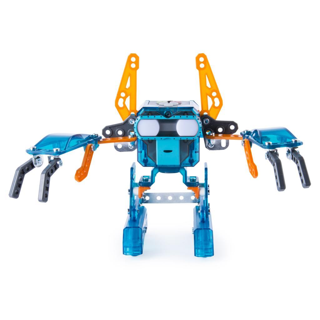 Spin Master Meccano Micronoid Orange Teal Beaker Relays Electronics In