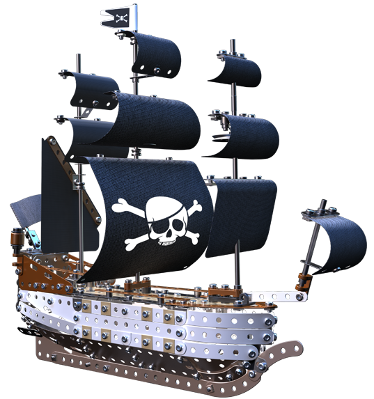 Pirate Ship Set