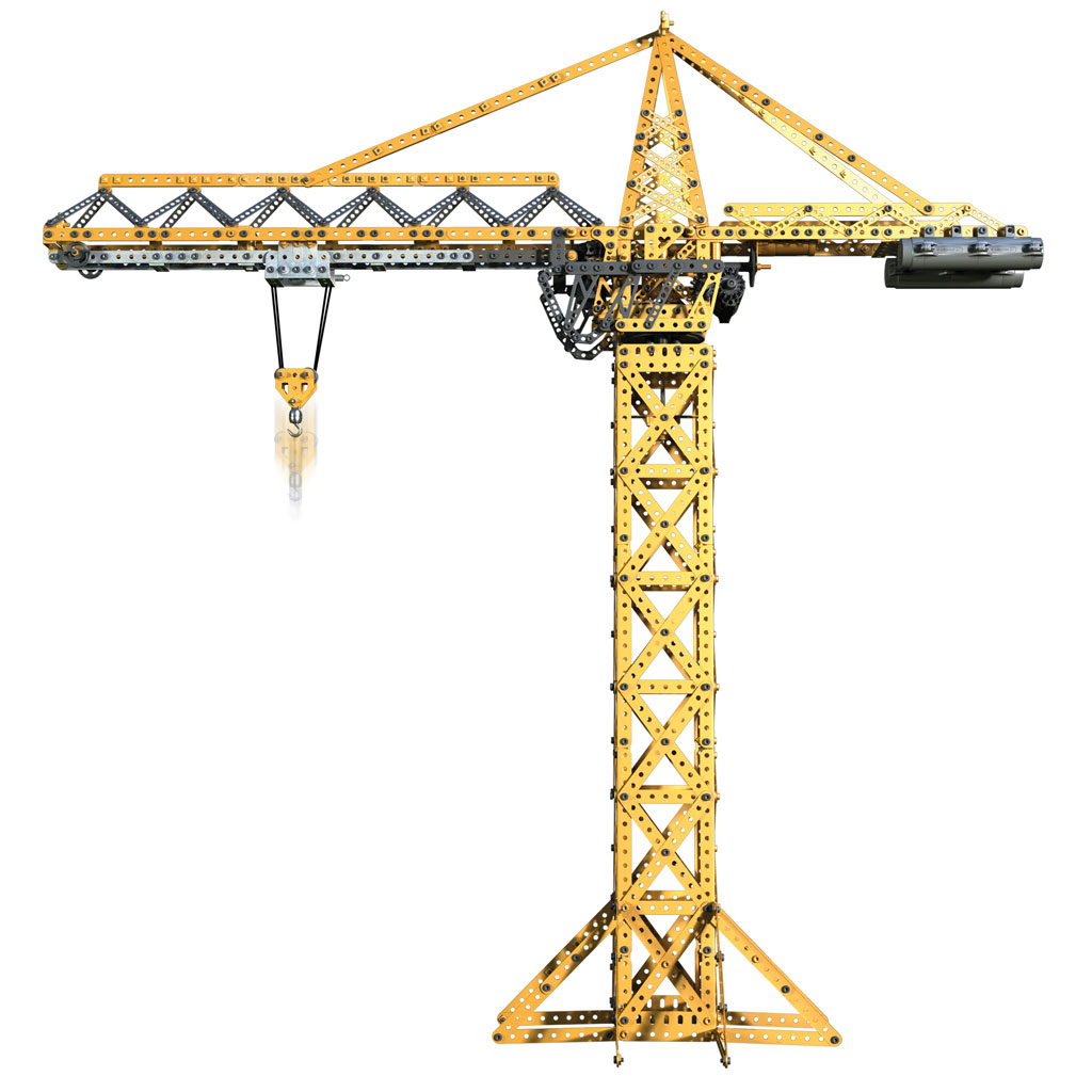 Tower Crane Pictures : Welcome to meccano ? your inventions need inventing
