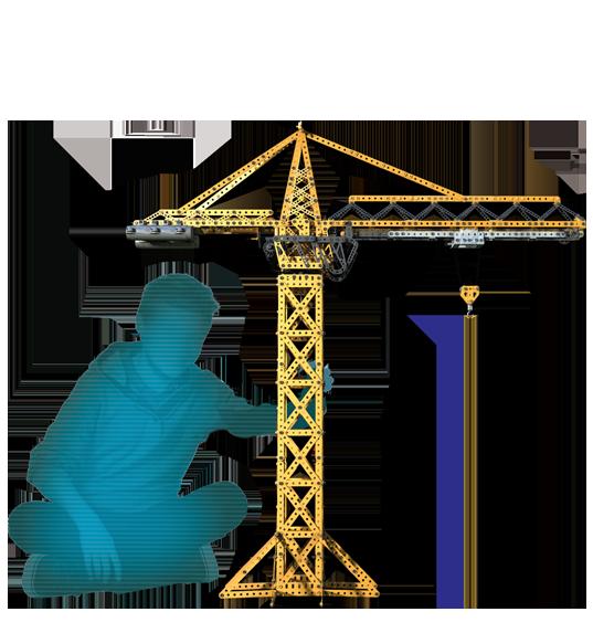 Tower Crane Set