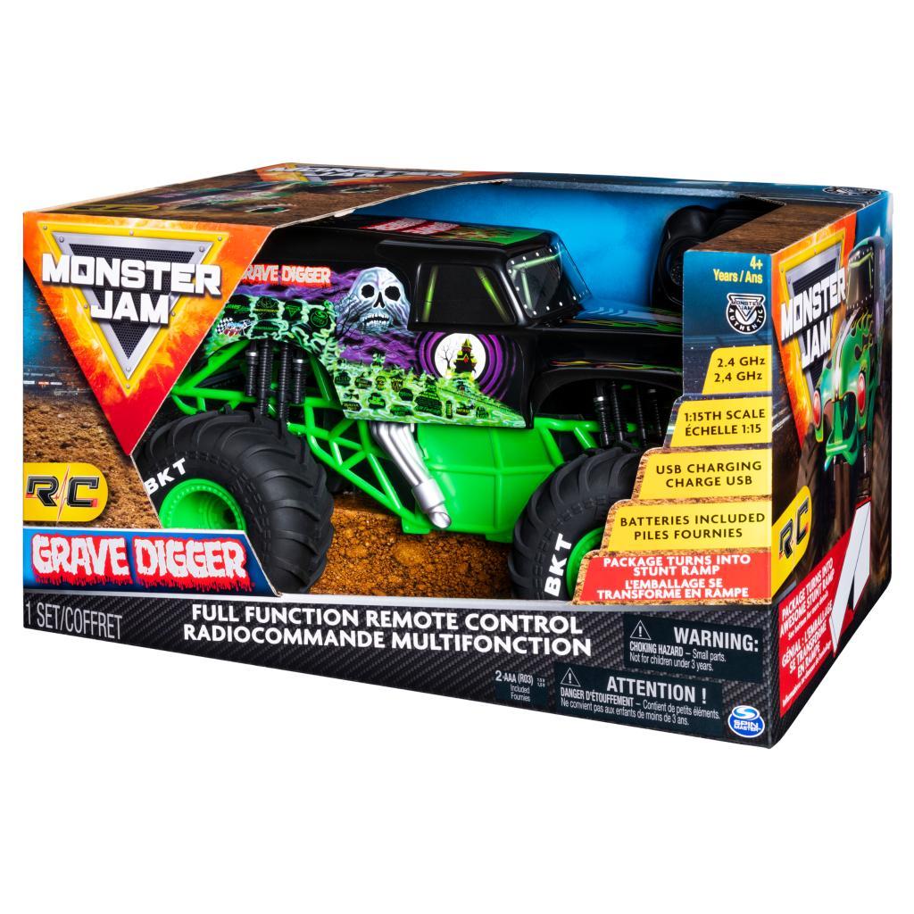 Spin Master - Monster Jam Monster Jam, Official Grave Digger