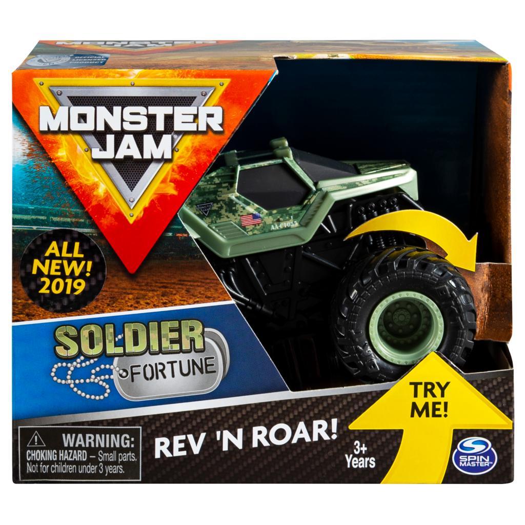 Spin Master - Monster Jam Monster Jam, Official Soldier