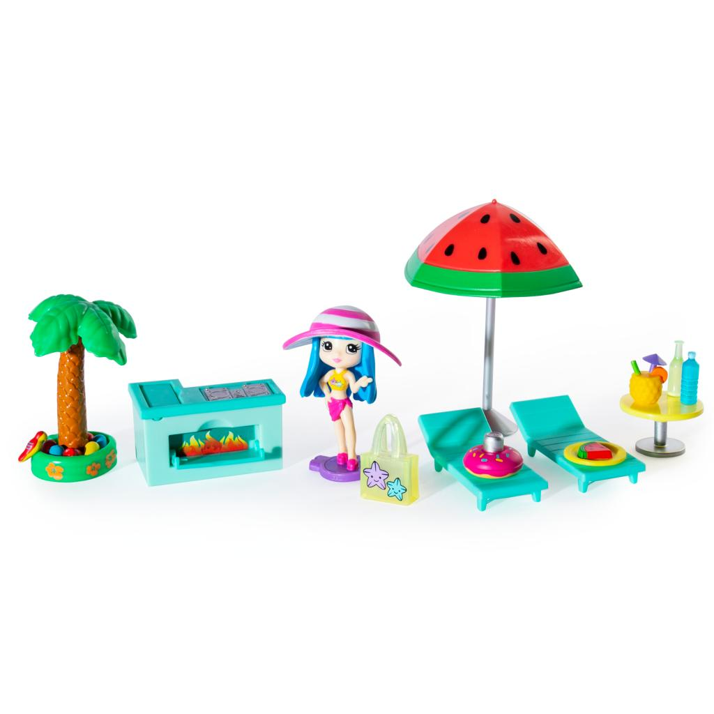 Use Accessories To Link Your Island To The Rest Of Your: Party Popteenies Party Popteenies Summer Pop