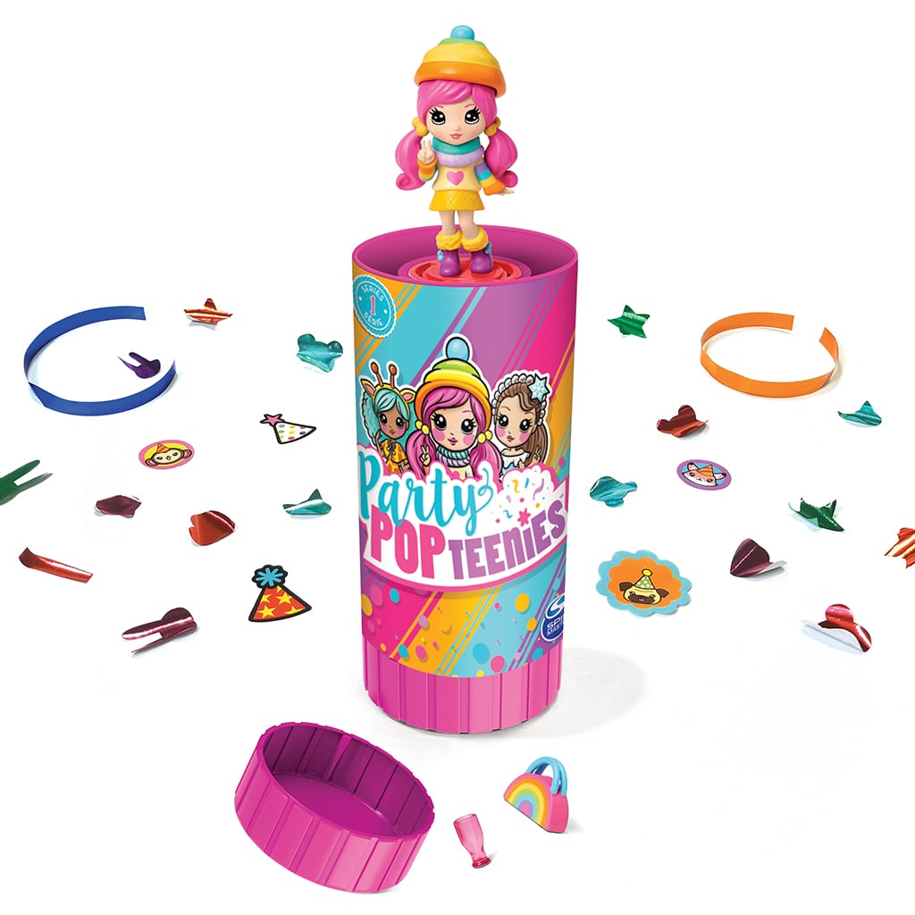 Spin Master - Party Popteenies Surprise Popper With Confetti