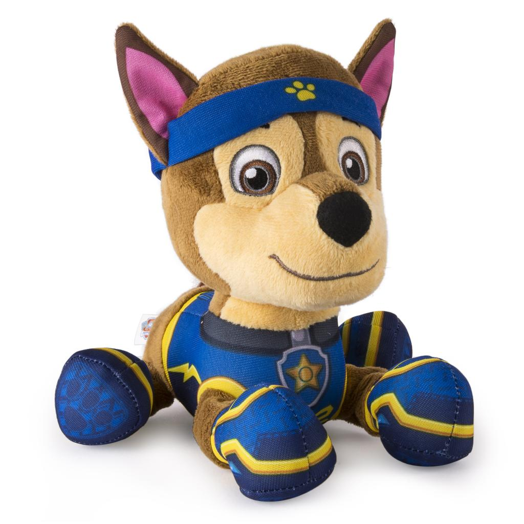 "PAW Patrol, 8"" All Stars Plush, Chase"