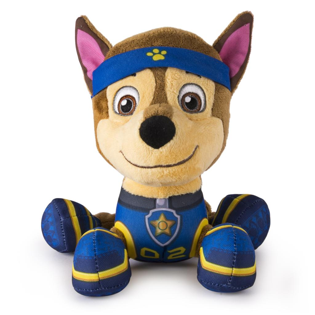 Paw patrol 8 all stars plush chase products paw patrol