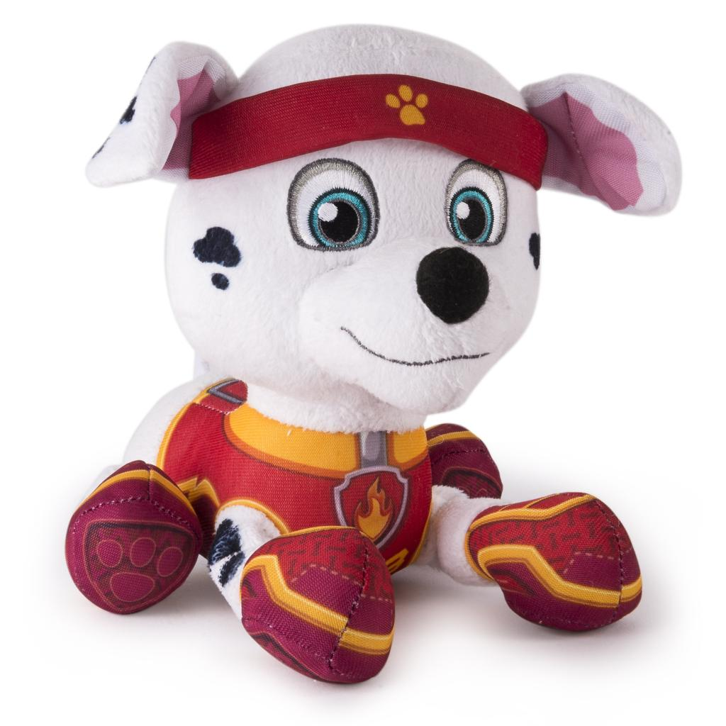 "PAW Patrol, 8"" All Stars Plush, Marshall"