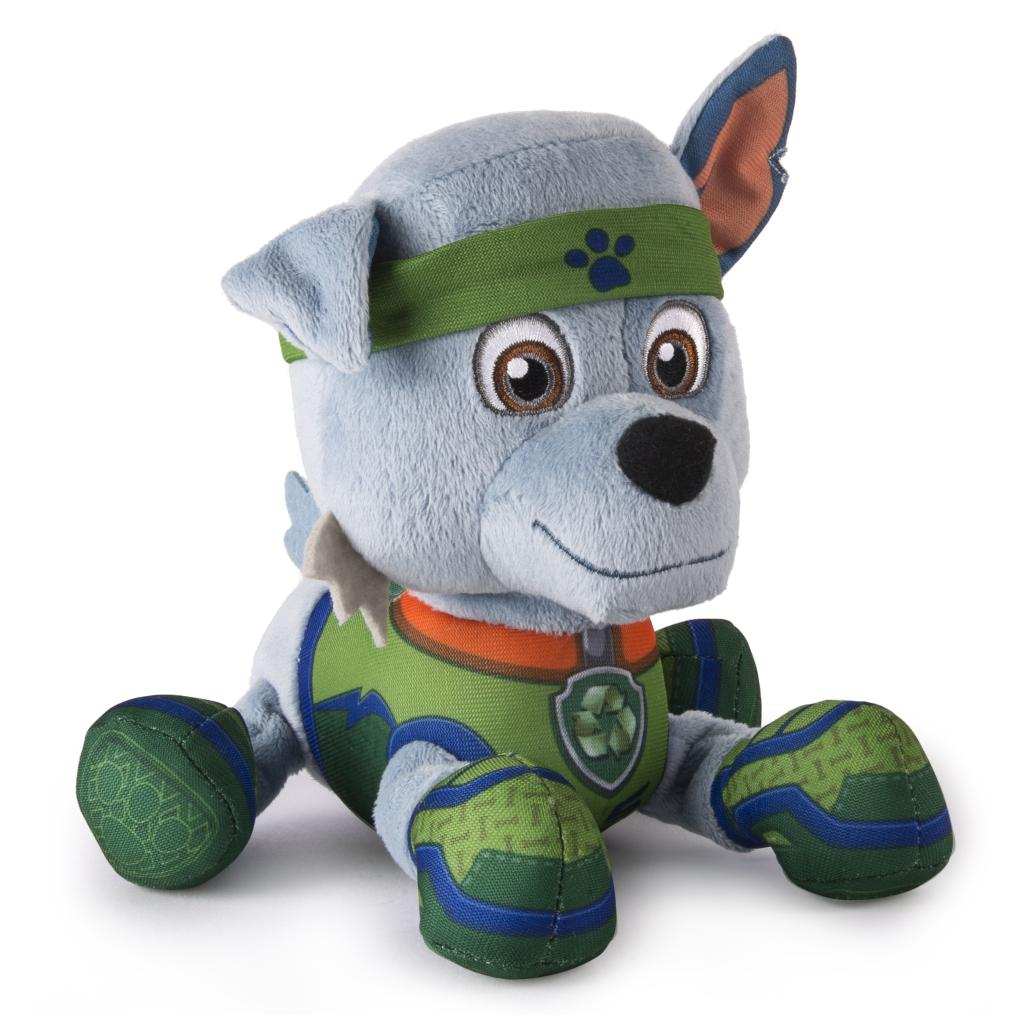 "PAW Patrol, 8"" All Stars Plush, Rocky"