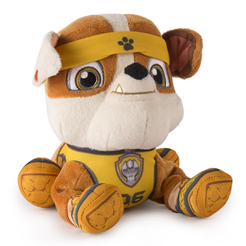 "PAW Patrol, 8"" All Stars Plush, Rubble"