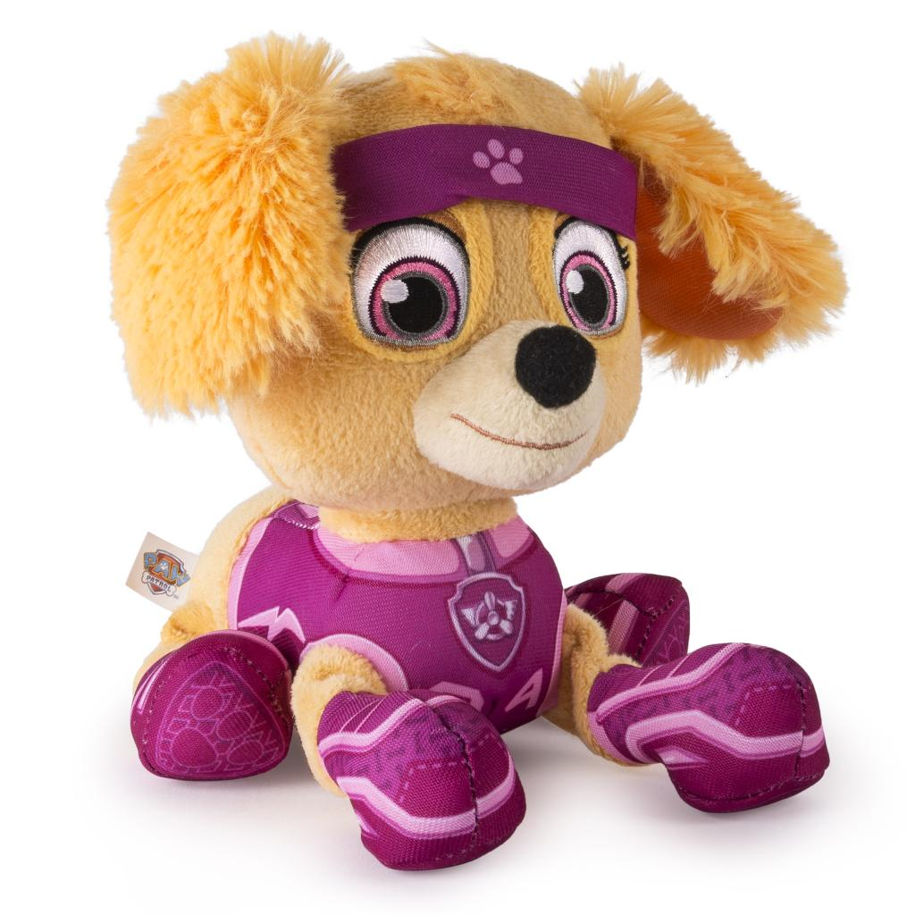 "PAW Patrol, 8"" All Stars Plush, Skye"