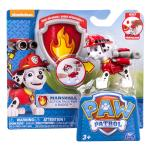 PAW Patrol Action Pack Pup & Badge, Marshall Details