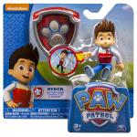 PAW Patrol Action Pack Pup & Badge, Ryder Details