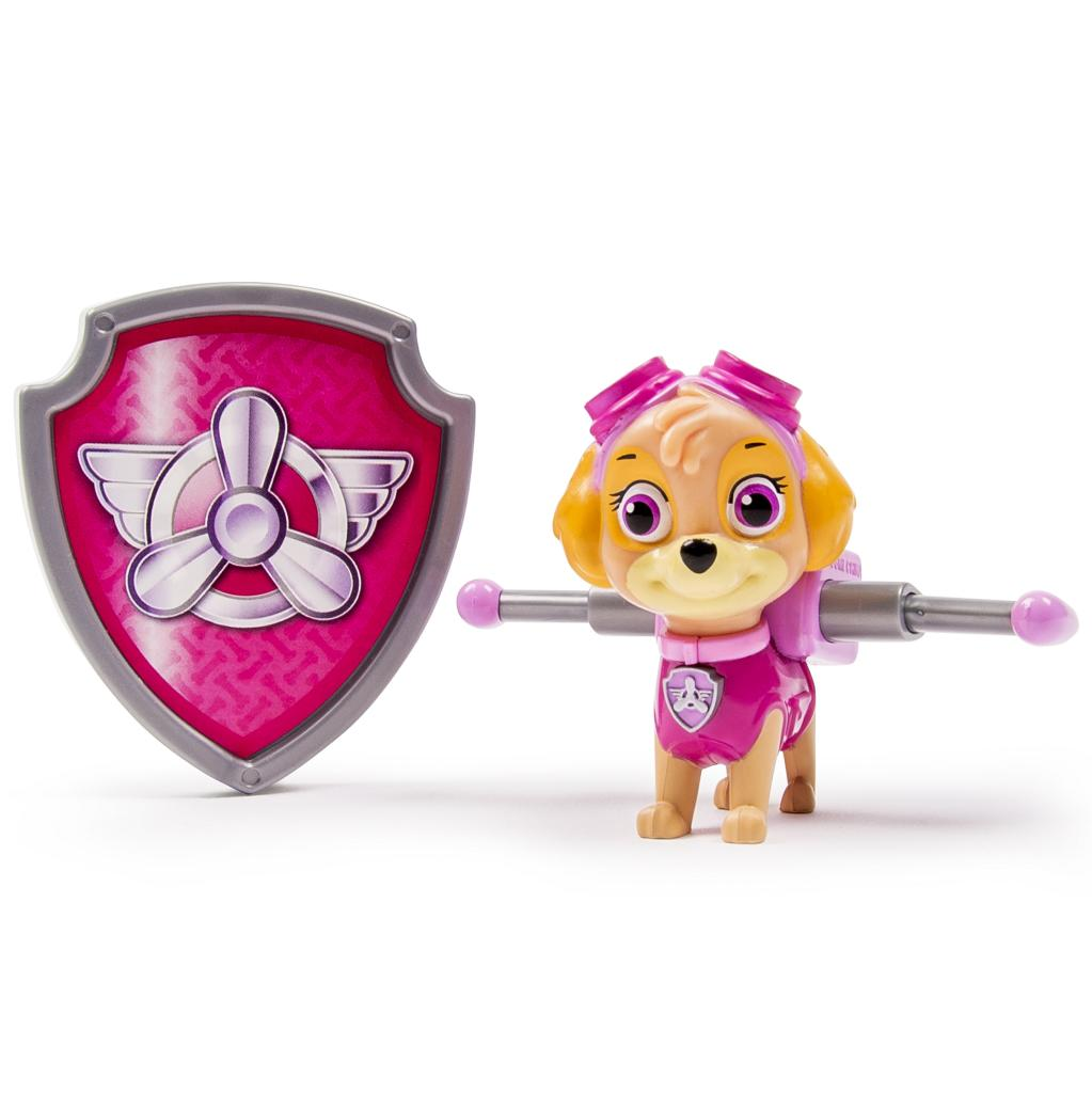 PAW Patrol Action Pack Pup & Badge, Skye