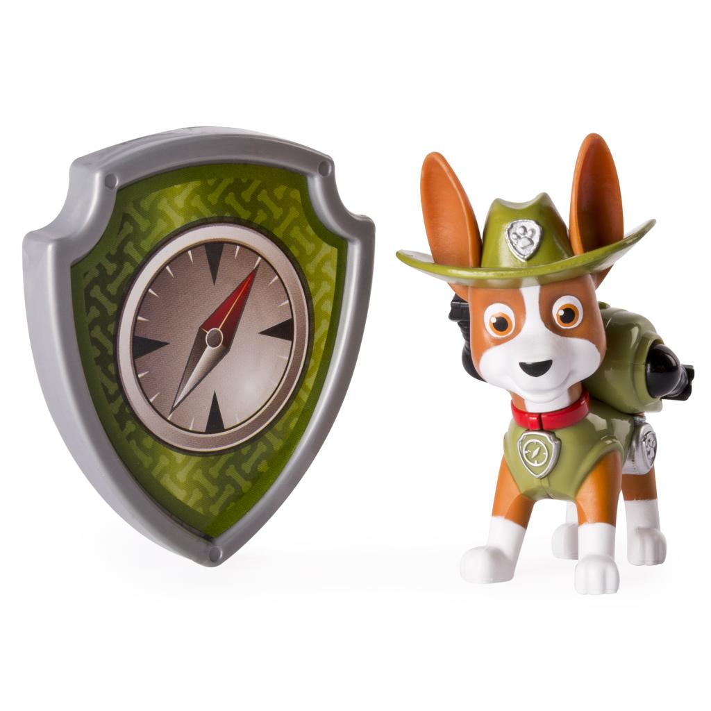 PAW Patrol - Action Pack Pup & Badge - Tracker