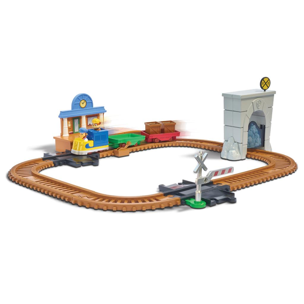 Roll Patrol Adventure Bay Railway Track Set