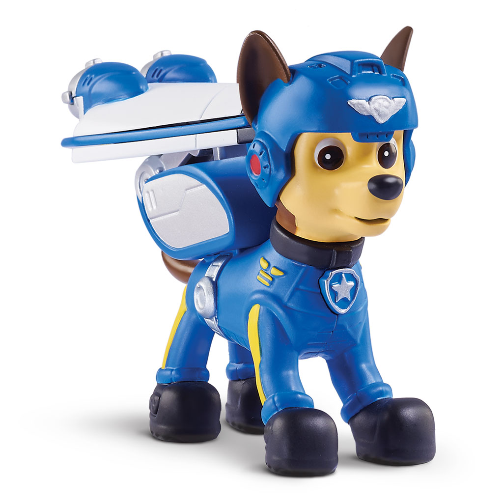 Air Rescue Chase, Pup Pack & Badge