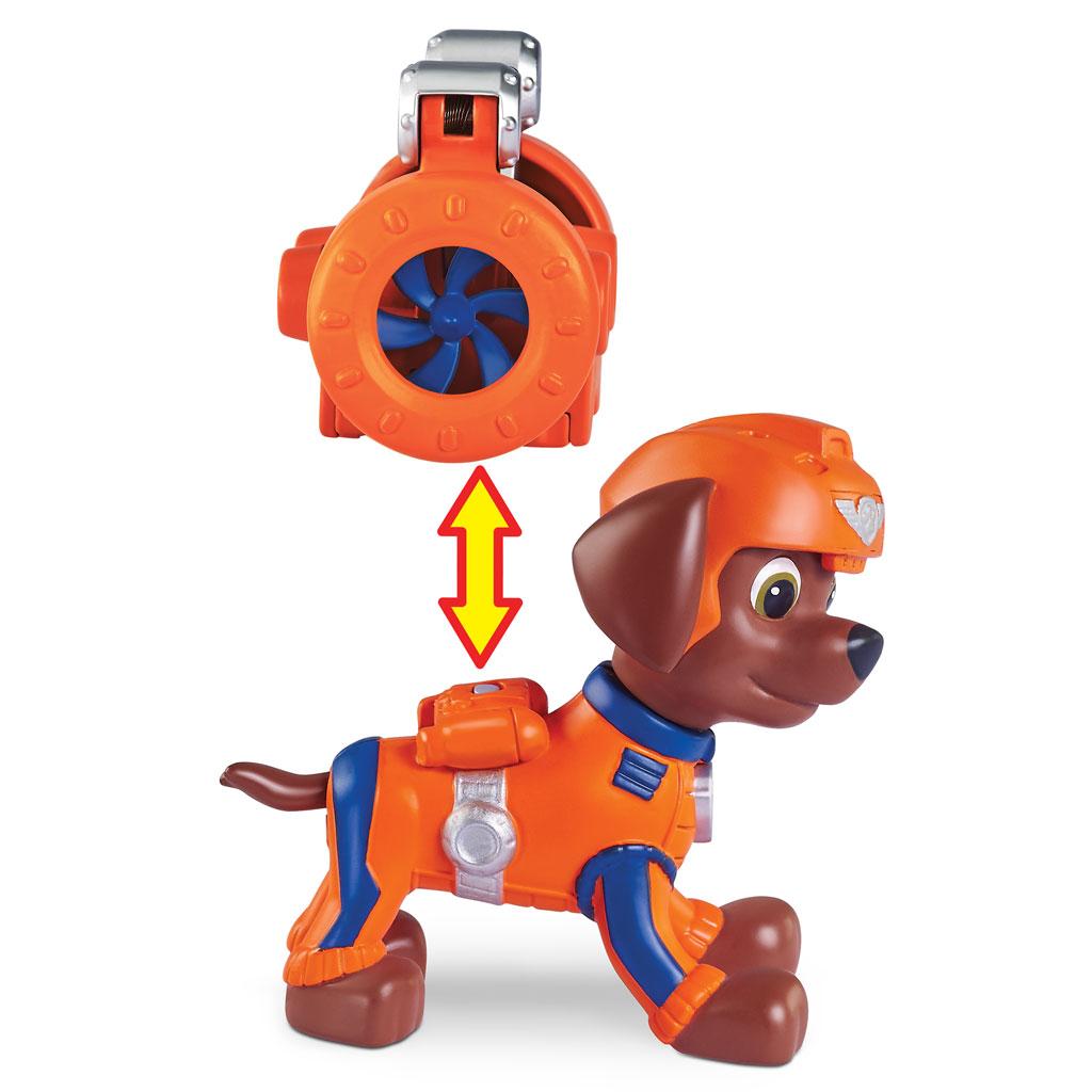 Marvelous Pup Pack U0026 Badge Zuma   Air Rescue Details