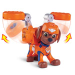 Pup Pack & Badge Zuma - Air Rescue Details