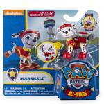 PAW Patrol - All Stars Action Pack Pup - Marshall Details
