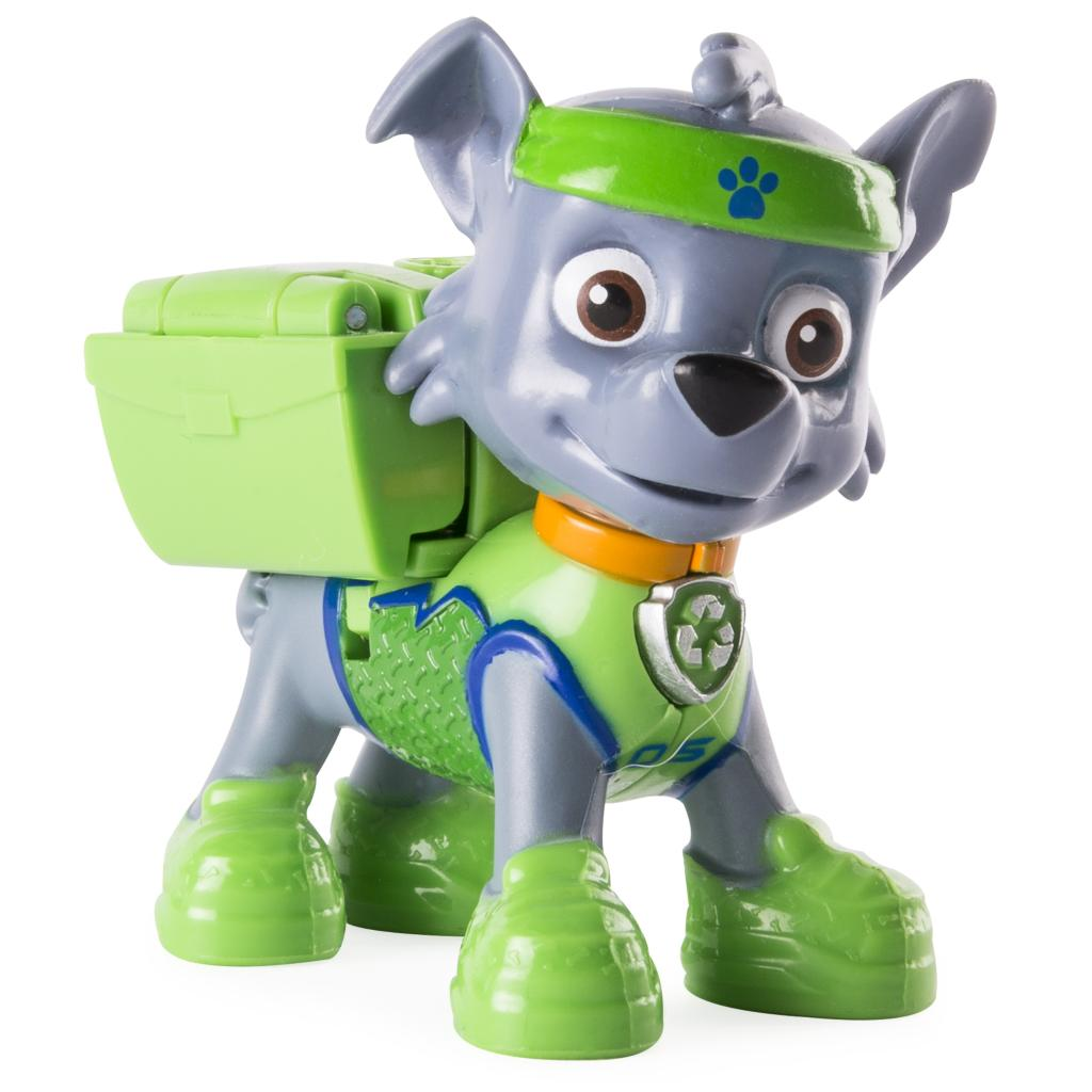 PAW Patrol - All Stars Action Pack Pup - Rocky