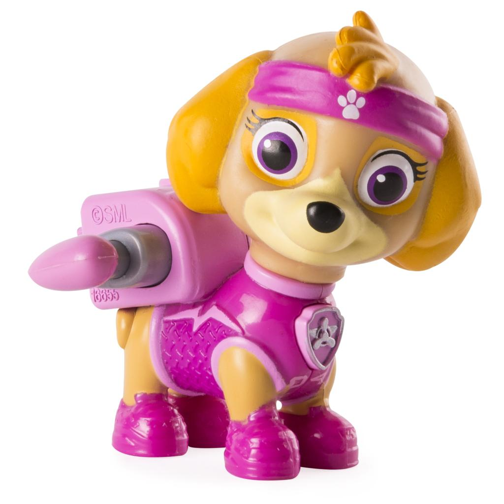 2911e5e6a451 PAW Patrol - All Stars Action Pack Pup - Skye - Products - PAW Patrol