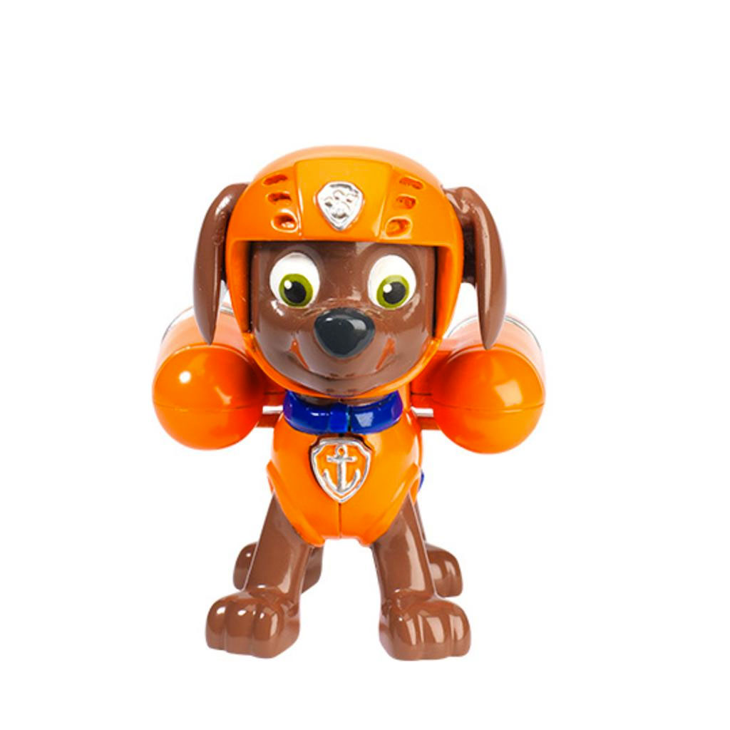 PAW Patrol Action Pack Pup & Badge - Zuma