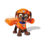 PAW Patrol Action Pack Pup & Badge - Zuma Details